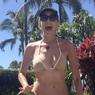 Шэрон Стоун опубликовала зажигательное пляжное видео