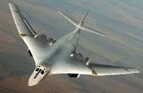 Модернизированный бомбардировщик Ту-160М совершил первый полет
