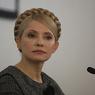 Тимошенко выступила перед Майданом, сидя в инвалидной коляске