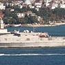 Корабль Черноморского флота взял на сопровождение десантное судно США