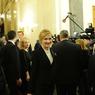 Ирина Яровая - впереди парламентариев всех