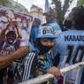 За совместный снимок с Марадоной в палате его врачу пришлось извиняться перед родней футболиста