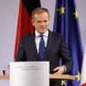 Туск: ЕС не будет пересматривать условия соглашения по Brexit