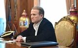 Медведчука на Украине признали причастным в финансировании терроризма