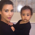 «Слышь, ты че такая дерзкая?»: снимки дочери Ким Кардашьян сразили Рунет (ФОТО)