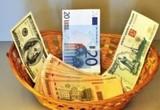 Курс рубля подался вверх на открытии биржи