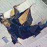 На видео сняли момент падения в Калифорнии истребителя F-16