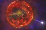 «Выживший» после взрыва сверхновой белый карлик летит через Млечный Путь