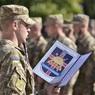 В украинской армии разрешено служить иностранцам