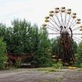 Туристы в Припяти запустили колесо обозрения и сняли это на видео