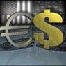 Средневзвешенный курс рубля снизился к доллару