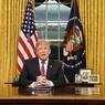 Трамп готов уже даже не на бетонную, а на стальную стену с Мексикой
