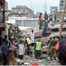 В Кении из-за дождей рухнул шестиэтажный дом