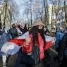 В Белоруссии продолжаются воскресные марши и задержания на них