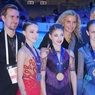 Этери Тутберидзе прокомментировала итоги чемпионата Европы