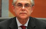 СМИ: Экс-премьер Греции пострадал при взрыве своего автомобиля