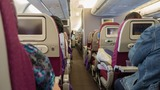 Пьяный пассажир устроил дебош на борту летевшего в Москву самолёта