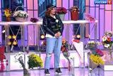 Похудевшая Елена Степаненко произвела эффект в рваных джинсах, косухе и бейсболке