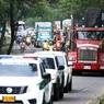 Гуаидо заявил о въезде в Венесуэлу первого грузовика с гумпомощью