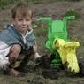 В Америке мамы разрешили детям изваляться в грязи