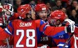 Российские хоккеисты разгромили немцев в матче группового этапа ЧМ