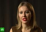 Канал НТВ уличил Ксению Собчак во лжи, предоставив личную переписку с ней