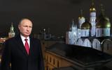 Путин пожелал важных перемен к лучшему. Россияне начали праздновать Новый год