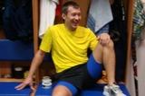 «Амур»: Дмитрий Быков будет залечивать колено 3 недели
