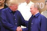 Рябков допустил отказ от полноценной встречи Путина и Трампа на саммите G20