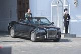 """Автомобиль, как у президента, """"подешевел"""" до 8 миллионов"""