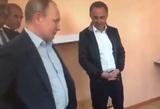 Путин встретился с пострадавшими от наводнения жителями Иркутской области