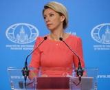 Захарова напомнила Болгарии о принципе взаимности в ситуации с военным атташе