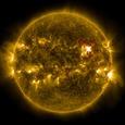 Астрономы назвали Землю менее «взрывоопасной» версией Солнца