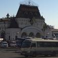 Маршрут выходного дня: Москва-Владивосток