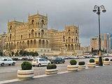 Президенты России, Азербайджана и Ирана встретятся в Баку