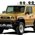 Suzuki представит пикап и модель для «выживальщиков»