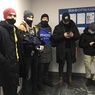 В Казани задержали, а потом выпустили журналистов, снимающих на одном из бойких перекрестков