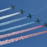 В репетиции Парада Победы задействовано более 100 самолетов и вертолетов