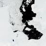 Айсберг размером с город угрожает новым Титаникам (ВИДЕО)