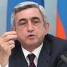 Протестующие в Ереване выразили вотум недоверия президенту Армении