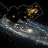 Млечный путь приоткрывает тайны Вселенной (ФОТО)