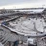 """Строительство стадиона """"Зенита"""" завершится в 2016 году"""