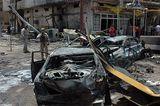 В Багдаде все неспокойно