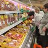 За полгода продукты подорожали на 6,6 процента - впервые с 2008г.