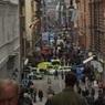 Стало известно о жертвах наезда грузовика в Стокгольме