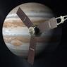 Зонд Джуно описал петлю вокруг Солнца и теперь летит к Юпитеру