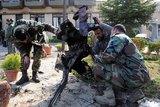 Битва за Алеппо: команда «руки вверх» может прозвучать по-английски и по-турецки