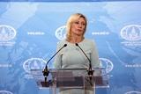 Захарова рассказала, отчего послу Китая в России стало бы еще смешнее