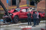 В Калифорнии автомобиль наехал на пешеходов