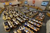Законопроект о контрсанкциях принят в первом чтении